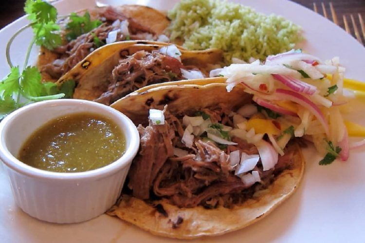 tacos barbacoa mexico
