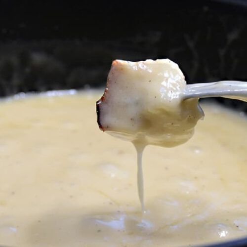 fondue de flandes receta
