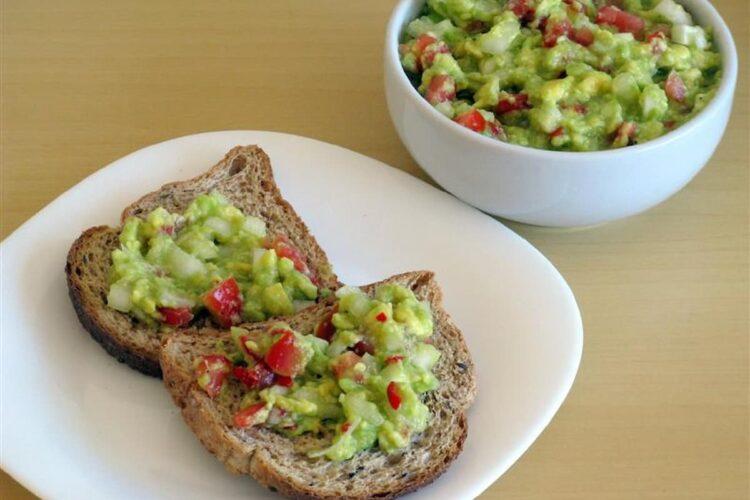 guacamole ingredientes