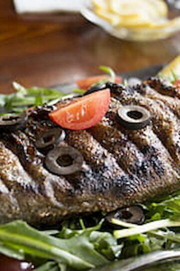 pescado mediterraneo receta