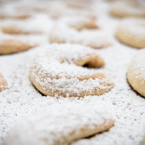 receta de galletitas de coco y limón