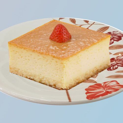 pastel de naranjas receta