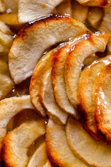 tarta de manzanas receta ingredientes