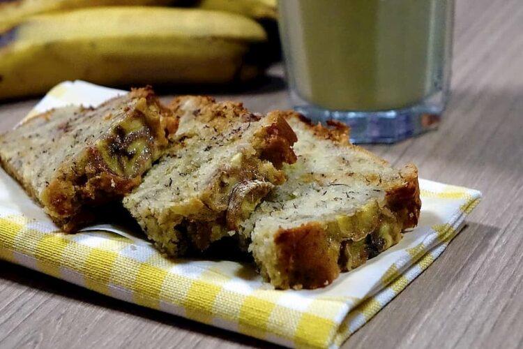 Receta de Torta de Banana Ingredientes