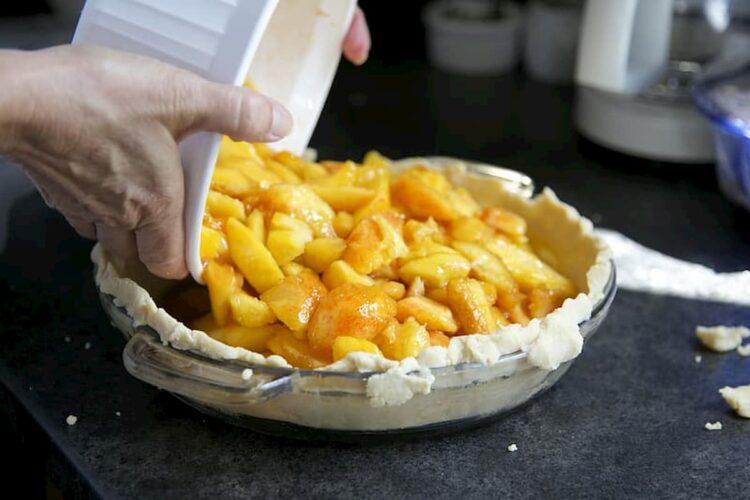 tarta de mango receta