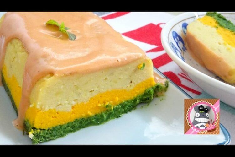 Torta Fiambre Tricolor