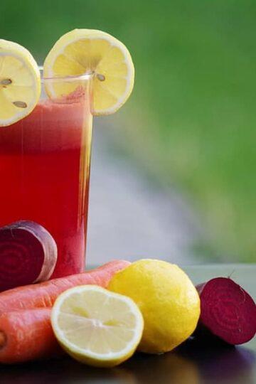 jugos refrescos manzana granadina